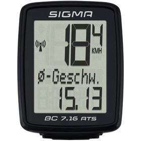 SIGMA SPORT BC 7.16 ATS Ciclocomputador inalámbrico